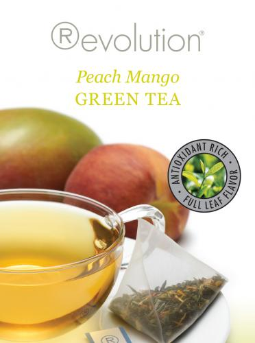Peach Mango Green Tea